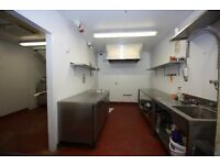 ***£3.50 per hour***Commercial Kitchen Available, flexible hours, all bills included, WILL GO FAST!!