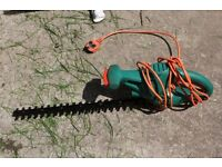 Black and Decker 50cm Electric Hedge Trimmer
