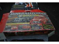 Scalextric Mini Rallycross - complete set