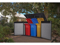 KETER GRANDE STORAGE Shed XL (190 x 133 x 109cm) Oakland look, BRAND NEW SEALED, RRP £500