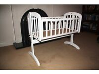 John Lewis Baby Cot - Good Condition
