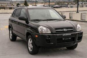 2006 Hyundai Tucson GL w/Air