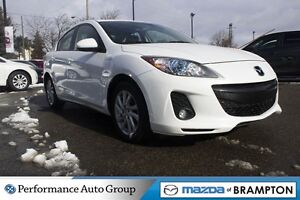 2012 Mazda MAZDA3 GS -L SKY|SUNROOF|HEATED SEATS|LEATHER