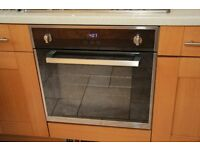 Built In Electric Multifunction Single Oven.