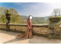 Asian wedding dress- lengha