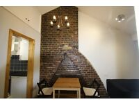 CAMDEN TOWN / KENTISH TOWN NEWLY REFURBISHED ONE BEDROOM LOFT STYLE FLAT - TRANQUIL ROOF TERRACE