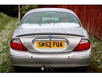 Jaguar S-type 2002 petrol