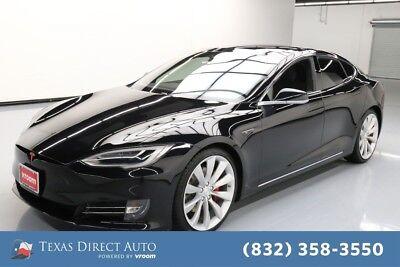 2016 Tesla Model S AWD P90D 4dr Liftback Texas Direct Auto 2016 AWD P90D 4dr Liftback Used Automatic AWD