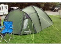 Eurohike avon 3 DLX dome tent