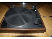 Fantastic vintage record deck, Trio/Kenwood KP 2022 model