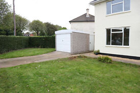 Newly refurbished large 3 bedroom semi detached house to rent