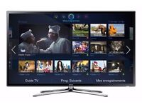 Samsung 40 Inch Smart 3D HDTV and Soundbar