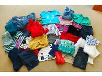 GOOD COND BUNDLE OF GIRLS CLOTHING AGE 6-8YRS NEXT, TED BAKER, DEBS ETC (MIXED BRANDS)