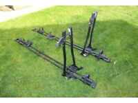 two bike carriers for rook rack