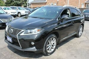 2015 Lexus RX 350 Sportdesign Loaded