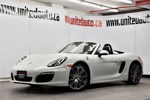 2016 Porsche Boxster BOSE SOUND SYSTEM HEATED SEATS