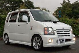 2003 Suzuki Wagon R RR Version V JDM Kei Car