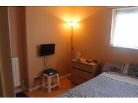 single bedroom in a shared flat
