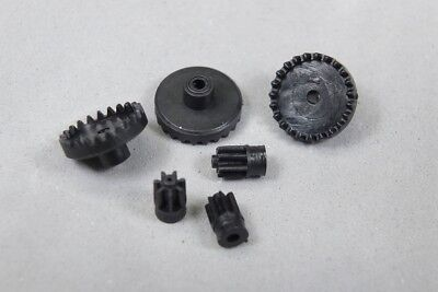 """Car Parts - HO Slot Car Parts - Rear Crown & Pinion Gear Lot of 3 Life Like """"M"""", Others  New"""