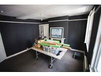 E2- OFFICE SPACE on vibrant Kingsland Road, Haggerston, Dalston - INCL BILLS - Private Landlord