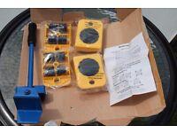 'Betterware' Appliance Rollers for White Goods / Fridge Freezer Safe Moving
