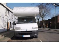 MOTORHOME DUCATO REDUCED PRICE 11000