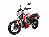 £100 off. New Zontes Firefly 125. Learner legal commuter, CBT Sports bike finance options available