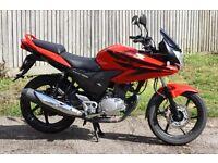 Honda cbf 125cc 2010