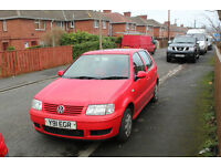 *** VW Polo Match *** MOT MAY