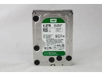 WD Green Western Digital 4TB (4000GB) Hard Drive (WD40EZRX)