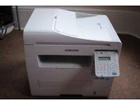 Samsung multifunction laser printer / scanner / copier