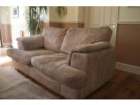 MATCHING SOFAS EXCELLENT CONDITION