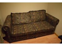 """Spring Loaded Relyon Sofa Bed (70"""" wide)"""