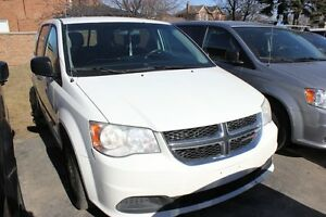 2013 Dodge Grand Caravan SE Stow & Go
