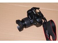 CANON EOS 1100D HD VIDEO RECORDING W/ 18-55MM IS LENS LIKE 500D/550D/600D