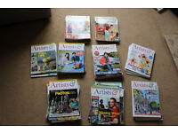 Artists and Illustrators Art and Design Magazines x 78 issues!