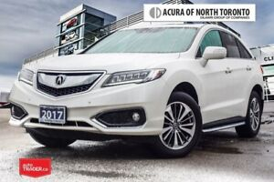 2017 Acura RDX Elite at Accident Free| Running Board| Navigation