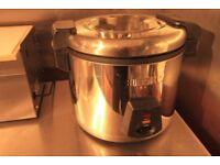 Commercial Buffalo CB944 10 Litre Rice Cooker