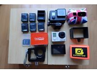 GoPro HERO3+ Camcorder - Black/Silver With Screen