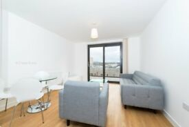 STUNNING DESINGER FURNISHED 1 BED WITH RIVER VIEWS,KINGFISHER HEIGHTS,MINTES TO DLR STATION E16