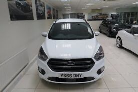 FORD KUGA 2.0 TDCi ST-Line Station Wagon 4x4 5dr (white) 2016