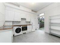 Ultra-Modern Newly Refurbished One Bedroom Ground Floor Period Conversion With Private Garden-SW12