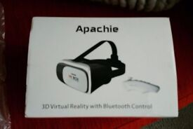 Apache 3D virtual reality with Bluetooth