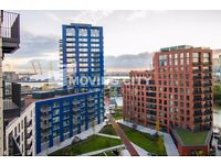**HOT PROPERTY**RIVER VIEWS!! ONE BEDROOM FLAT TO RENT IN CANNING TOWN CITY ISLAND