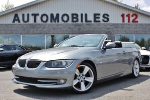2011 BMW Série 3 328i Convertible Sport package