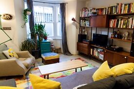 DECEMBER/JANUARY - Flat in awesome spot - 2 mins to park/coffee/overground/pubs
