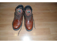 Mens brown boots Grafter size 11