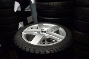 VW GTI Winter Tire Package ( 5x112 ) JANEX AUTO