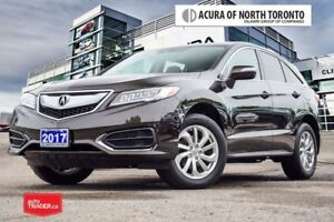 2017 Acura RDX at Accident Free| Bluetooth|Back-Up Camera