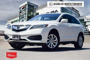 2017 Acura RDX Tech at Acura Certified | No Accident| Remote Sta